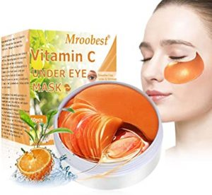 Mroobest VITAMIN C UNDER EYE MASK