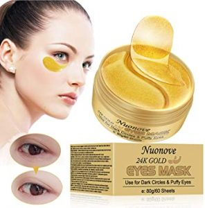 Nuonove 24K GOLD EYE MASK