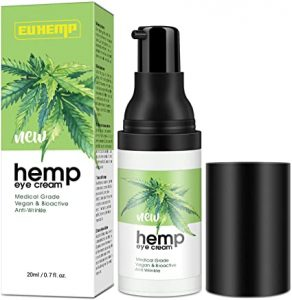 EUHEMP hemp eye cream
