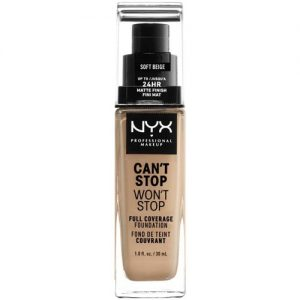 NYX PROFESSIONAL MAKEUP Can´t Stop Won´t Stop