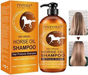 PIMPOXE HORSE OIL SHAMPOO