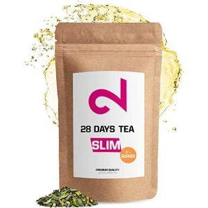 Dual 28 Days Tea SLIM