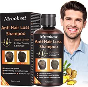 Mroobest Anti Chute Cheveux