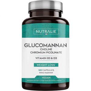 NUTRALIE Glucomannano