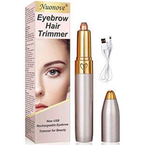Nuonove Eyebrow Hair Trimmer