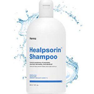 Hermz Healpsorin Shampoo