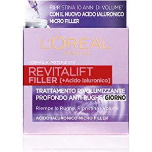 L'Oréal Paris Revitalift Filler [+ acido ialuronico]