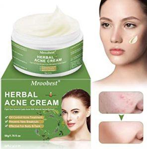 Mroobest Herbal Acne Cream