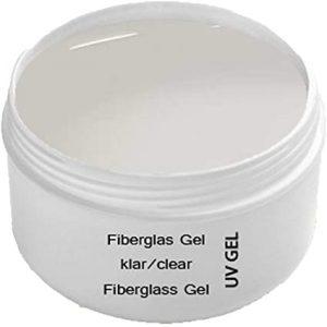 Sun Garden Nails UV Fiberglass Clear