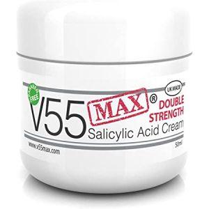 V55 MAX Crema all'acido salicilico
