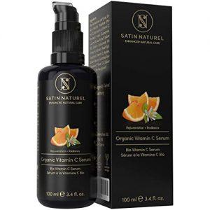 Satin Naturel Organic Vitamin C Serum