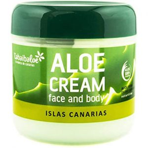 Tabaibaloe Aloe Cream