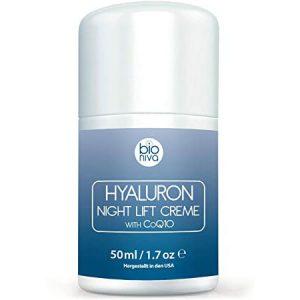 Bioniva Hyaluron Night Lift Creme