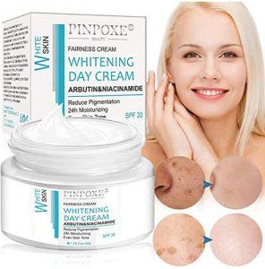 PINPOXE Whitening day cream