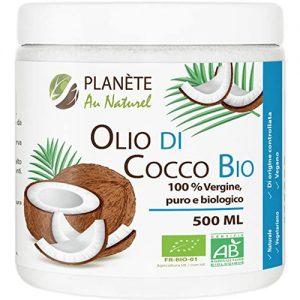 Planéte au Naturel Olio di Cocco Bio
