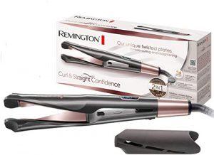 Remington S6606B Curl & Straight
