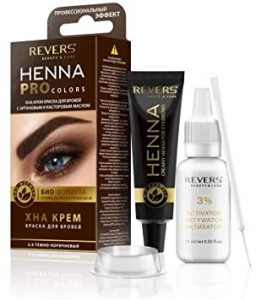 Rever Henna Pro Colors