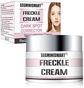 SEGMINISMART Freckle cream